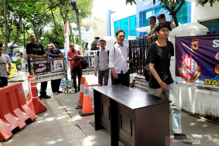 Bandung police HQ security tightened following Medan attack