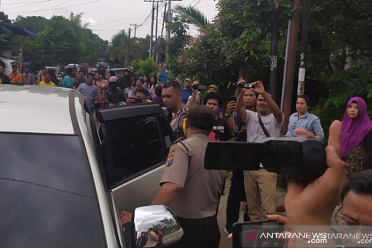 Pelaku bom bunuh diri di Medan dikenal sebagai sosok yang taat beribadah