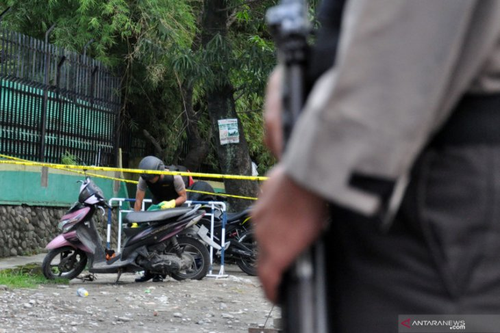 Suicide bombing shows terrorism not completely finished: Lawmaker