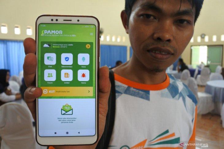 Kubu Raya jadi percontohan penerapan pertanian digital di Kalimantan