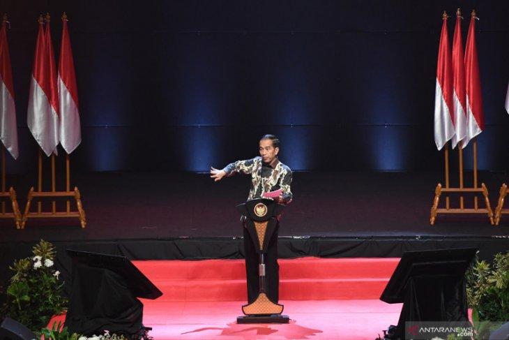 Presiden Jokowi akan serahkan DIPA 2020 hari ini