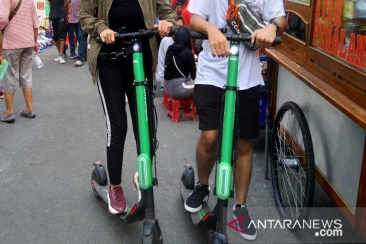 YLKI calls for strict regulation on use of electric scooters