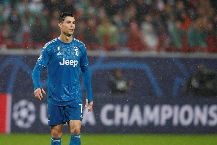 Ronaldo menuju pertandingan ke 1.000 bersama Portugal