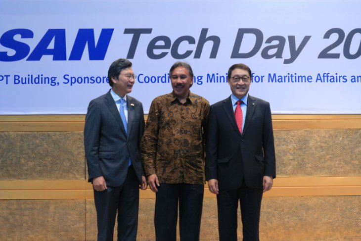 Indonesia seeks further partnering with South Korea on EV development
