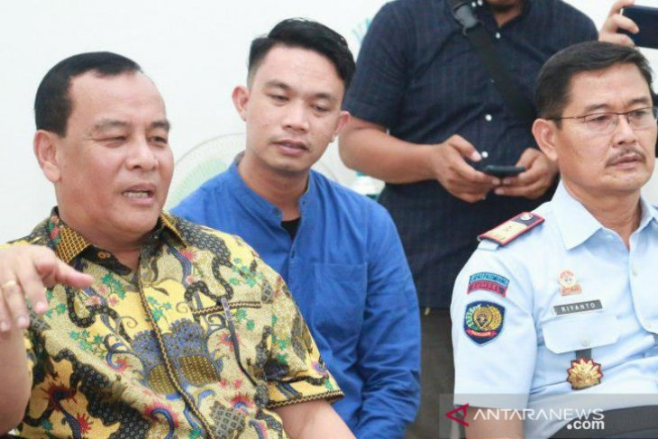 BNPT ingin sebelum bebas,  napi teroris masuk Pusderad