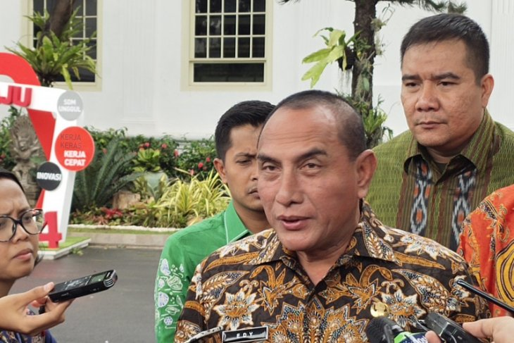 North Sumatra governor urges community members to maintain calm