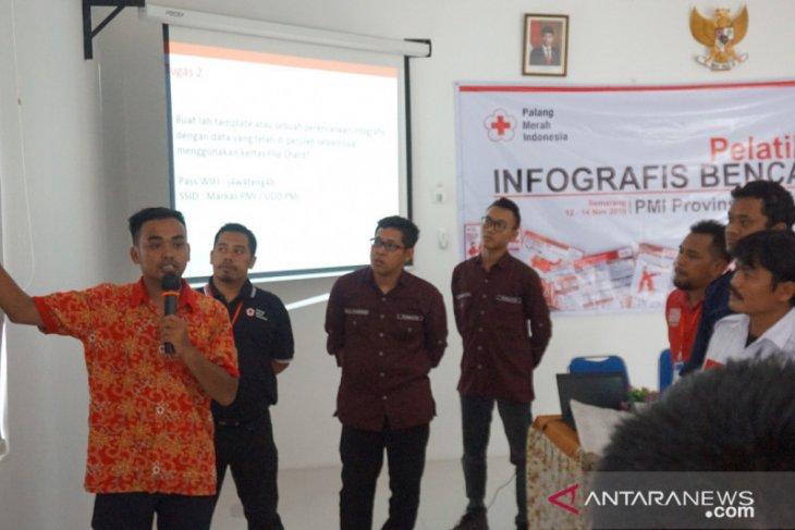 PMI siap bantu pemerintah dalam setiap kejadian dan penanggulangan bencana