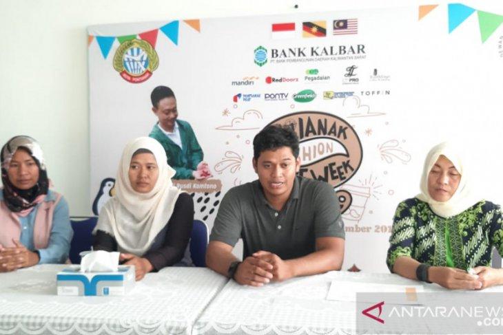 Sebanyak 30 merek kopi Kalbar hadir di Pontianak Coffee Fashion Week