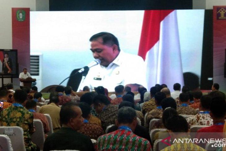 Kemenkum HAM resmikan Kantor Imigrasi Kelas II TPI Entikong Sanggau