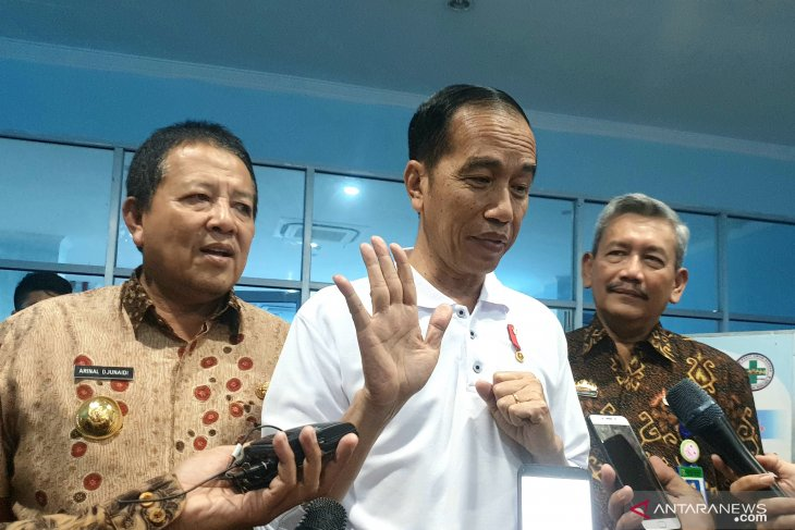 President highlights need to streamline BPJS management