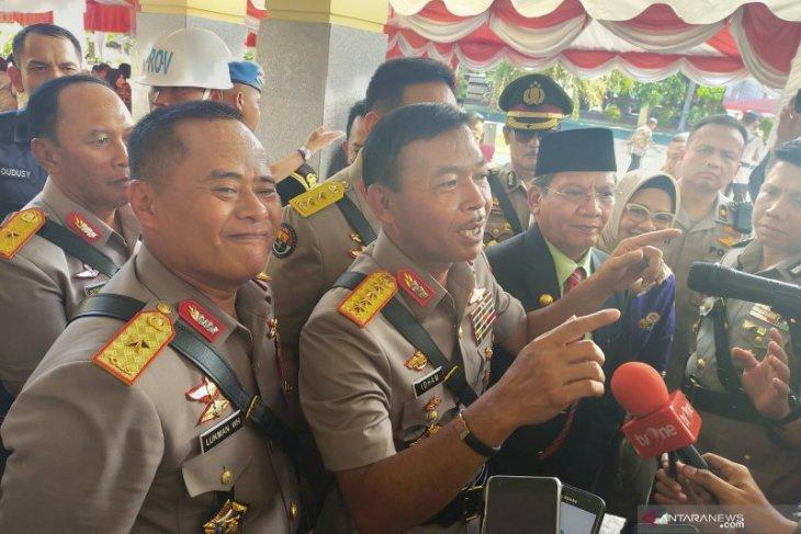 Polri tangkap 19 terduga teroris pascabom Medan