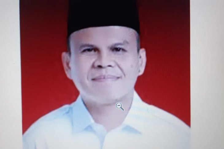 Syahruddin Serahkan Berkas Calwabup ke DPD Partai Gerindra
