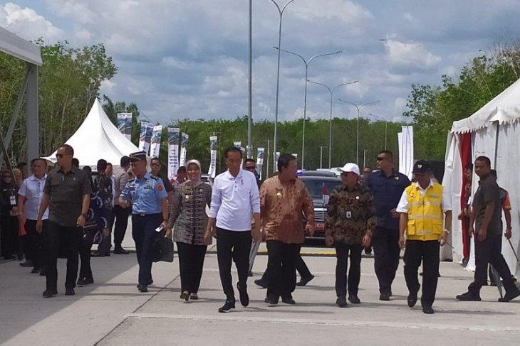 Tol Trans Sumatera diharapkan mensejahterakan rakyat