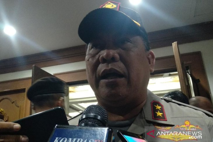 Kapolda: tidak ada indikasi teror di Bali