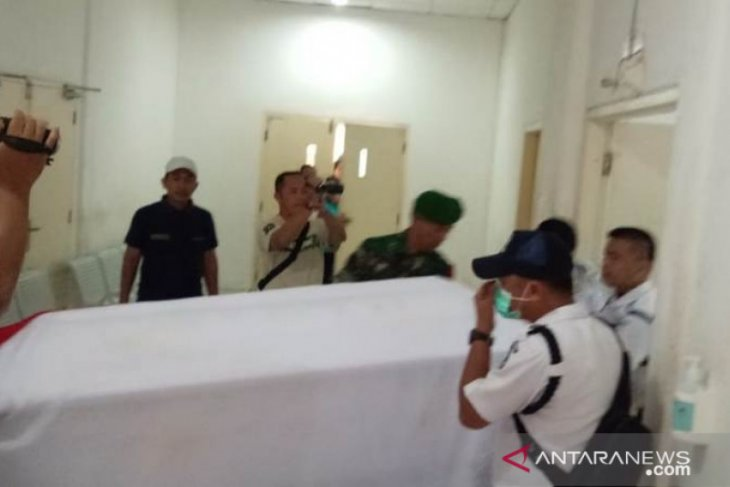 Meninggal saat latihan, jenazah Serda Iman Gea diautopsi