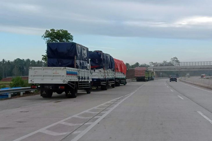 Terpeka toll road to facilitate smooth goods' distribution in Sumatra