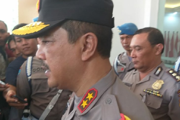 Seorang polisi terluka dalam baku tembak dengan teroris di Deli Serdang