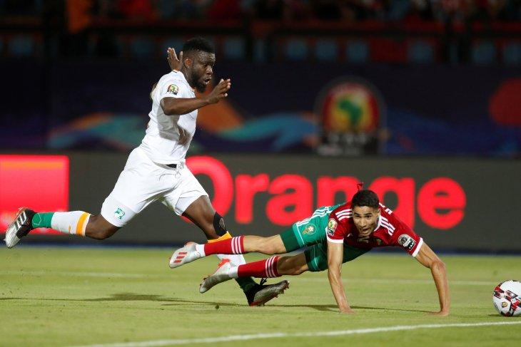 Gol Kessie bawa Pantai Gading menang 1-0 atas Niger