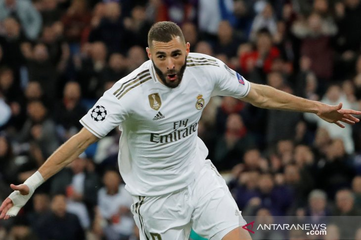 Real Madrid melenggang mulus ke babak perempat final Copa del Rey