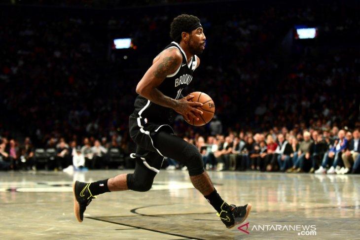 Brooklyn Nets tanpa Kyrie Irving saat hadapi Chicago Bulls