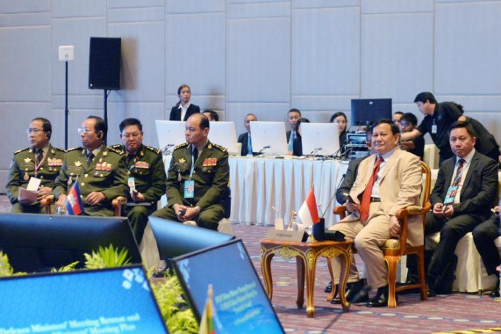 Indonesia resolute to creating peace in SE Asia: Defence Minister