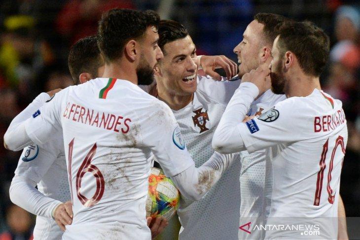 Kualifikasi Piala Eropa 2020: Hasil dan klasemen Grup B