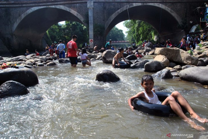 Objek wisata di Kota Bogor tetap buka pada libur Lebaran hanya untuk warga lokal