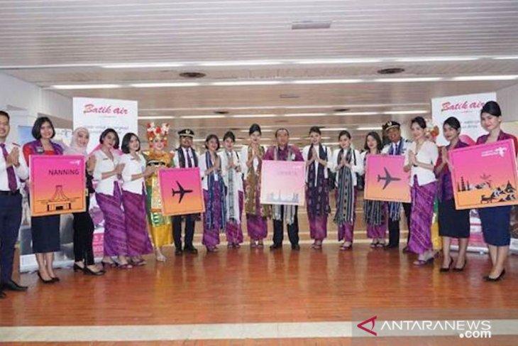 Batik Air opens Jakarta - Nanning direct flight