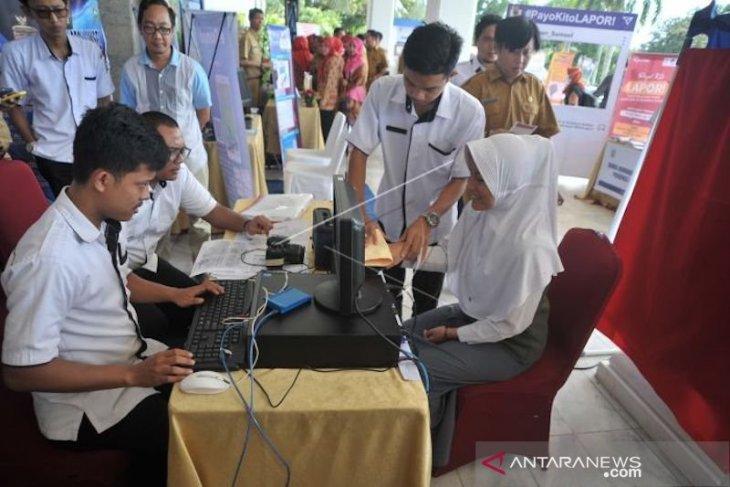 Kini kecamatan di Karawang bisa layani administrasi kependudukan