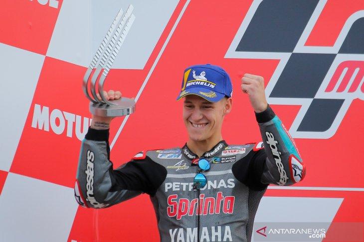 Quartararo buktikan diri pesaing serius di MotoGP