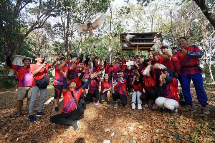 Wisata Hutan Joyoboyo Kediri semakin diminati