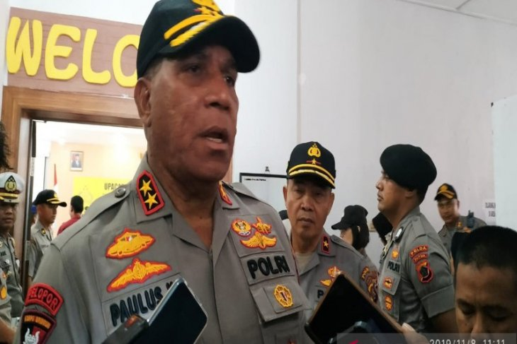 Papuan police chief warns of threats posed by armed Papuan criminals