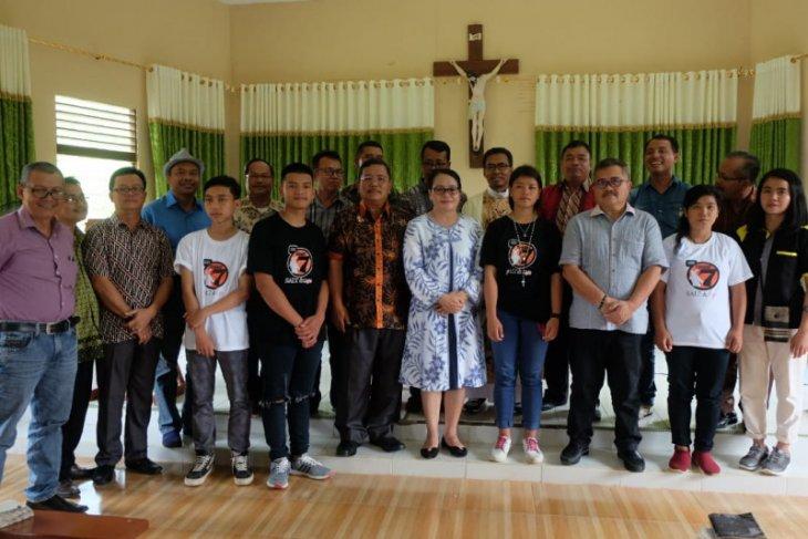 Rupinus : 100 Persen Indonesia, 100 Persen Katolik