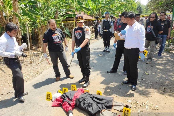 Polisi selidiki pembunuhan kakek terkait isu dukun santet di Lumajang