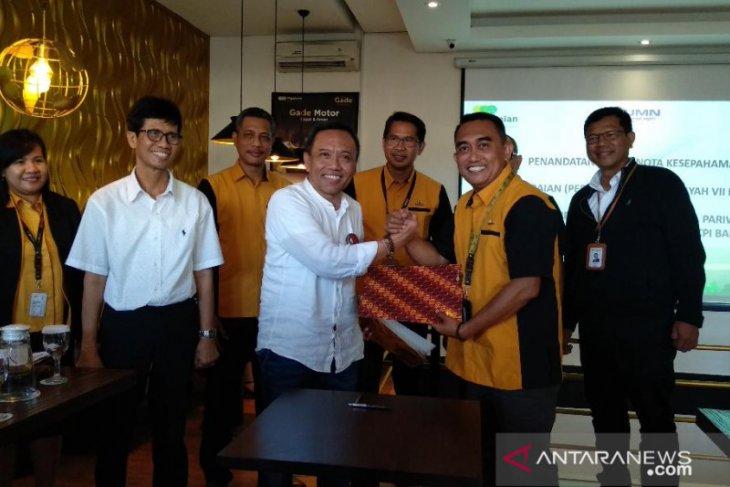 PT Pegadaian Denpasar sinergi dengan kalangan pariwisata