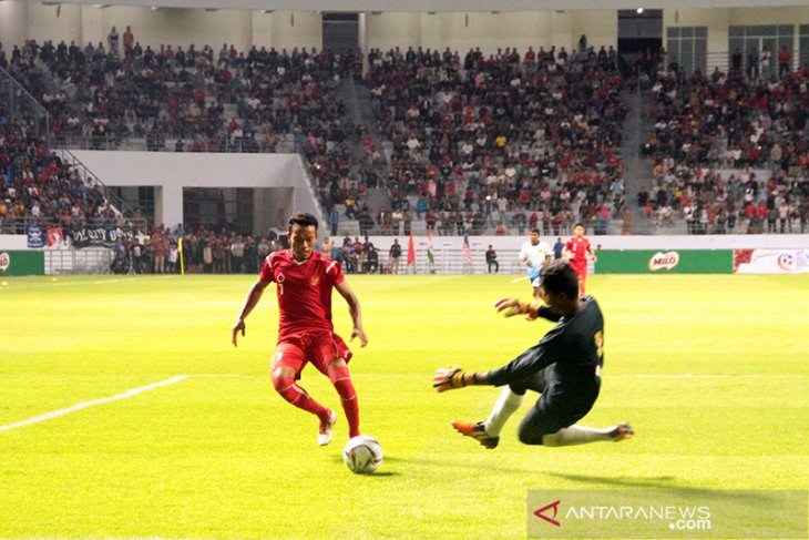 Barito Putera ikat Rumbiak , pemain jebolan timnas pelajar Indonesia