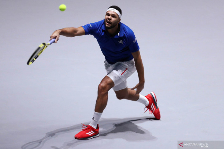 Kurang sehat, petenis Prancis Tsonga absen Australian Open 2021