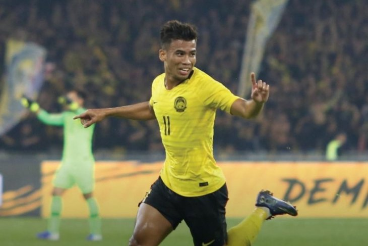 Indonesia bertekuk lutut di Malaysia