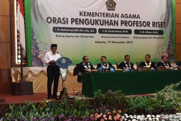 Minister Fahcrul Razi encourages religious moderation in Indonesia