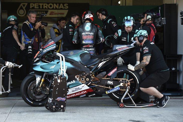 Tes pramusim Valencia agenda pertama kalender MotoGP 2020