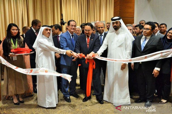 First Indonesian Product Expo held in Doha, Qatar