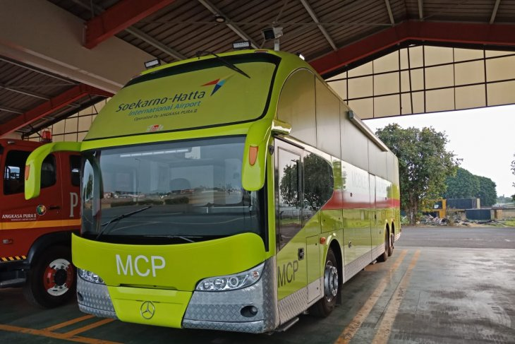 Soekarno Hatta Airport launches Mobil Command Post for emergencies