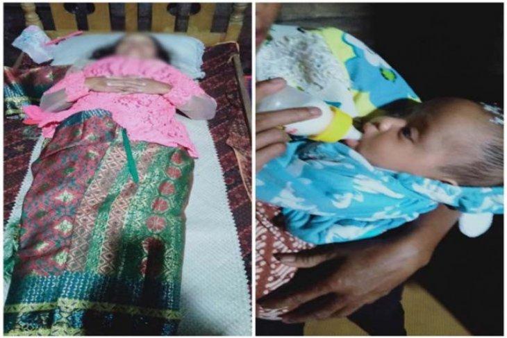 Satu keluarga disambar petir, ibunya meninggal di tempat