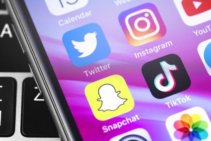 Facebook Hingga Tiktok Medsos Populer Di Indonesia Antara News Aceh