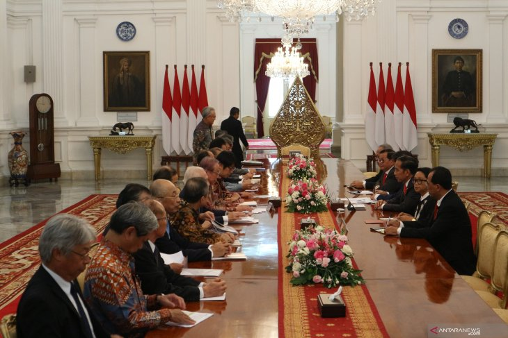 Jokowi discusses steps to augment economic cooperation with Japan