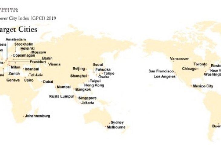 Mori Memorial Foundation's GPCI 2019 report: London loses momentum, Tokyo is sluggish and Paris trends upward