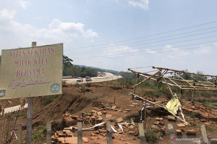 Situs Sekaran peninggalan pra-Majapahit di Malang perlu atap pelindung