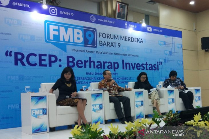 Indonesia not worried by India not joining RCEP