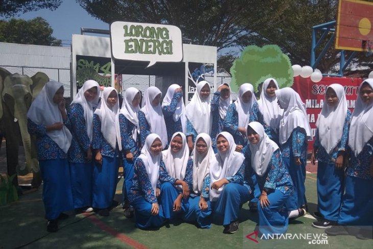 Sekolah energi bersih pertama di Bengkulu diluncurkan