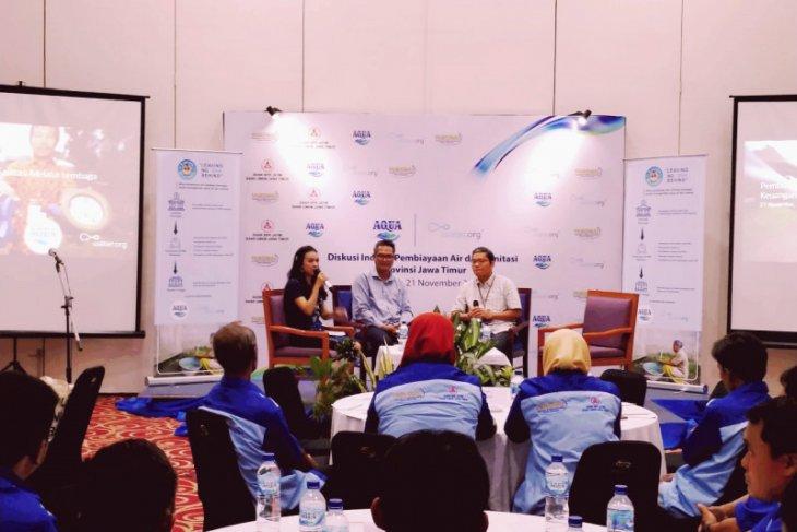 Danone-AQUA dan Water.org berkolaborasi kembangkan inovasi peningkatan akses air dan sanitasi